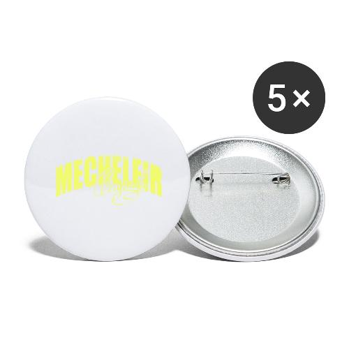 Mecheleir Original 3 - Buttons groot 56 mm (5-pack)