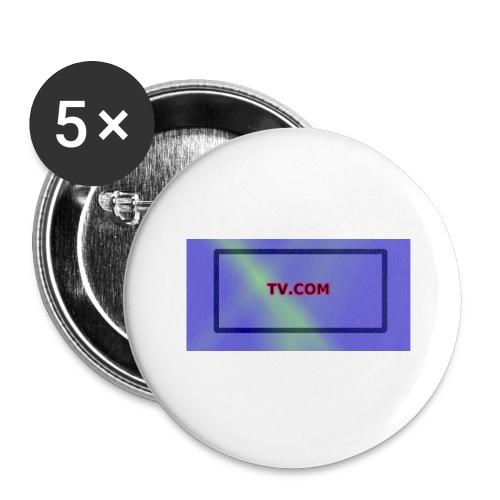 TV.COM - Rintamerkit isot 56 mm (5kpl pakkauksessa)