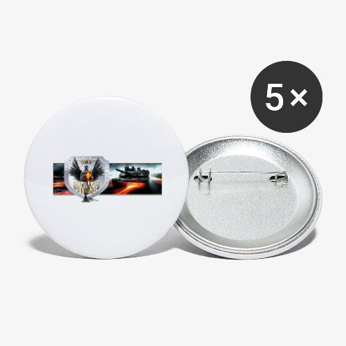 outkastbanner png - Buttons large 2.2''/56 mm(5-pack)