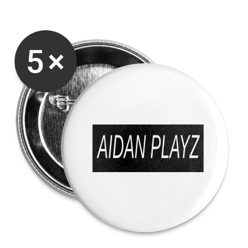 AIDAN - Buttons large 2.2''/56 mm(5-pack)