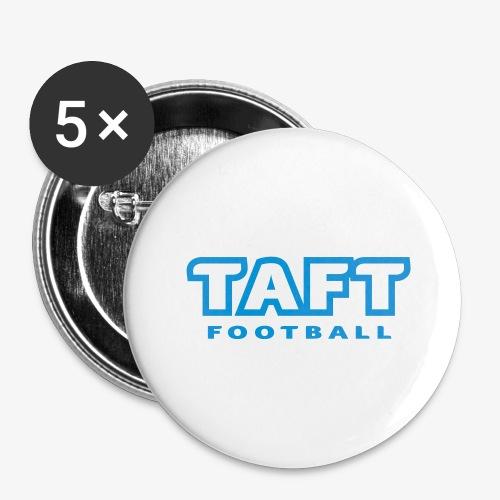 4769739 124019410 TAFT Football orig - Rintamerkit isot 56 mm (5kpl pakkauksessa)