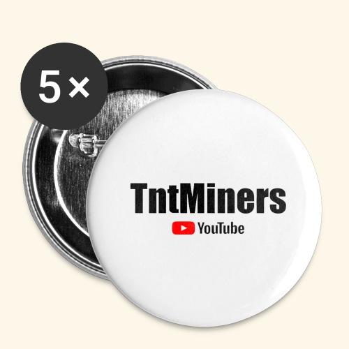 tnty - Stora knappar 56 mm (5-pack)