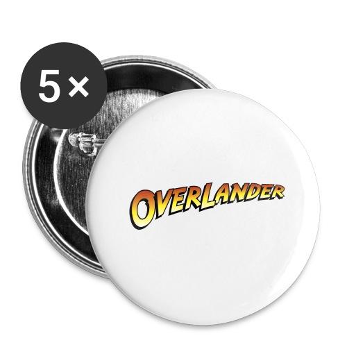 Overlander - Autonaut.com - Buttons large 2.2''/56 mm(5-pack)