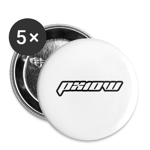 px10w2 - Buttons groot 56 mm (5-pack)