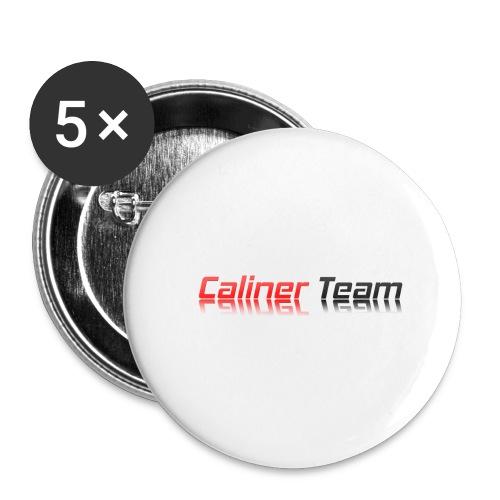 Caliner Team Tazza - Confezione da 5 spille grandi (56 mm)