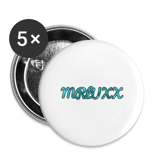 Toetsen - Buttons groot 56 mm (5-pack)