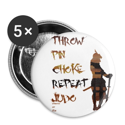 the generals orders - Buttons large 2.2''/56 mm(5-pack)
