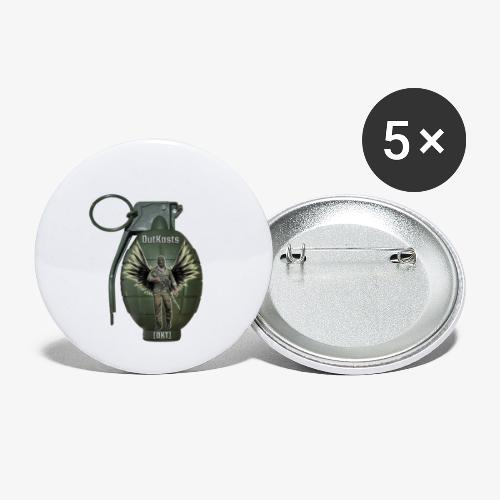 grenadearma3 png - Buttons large 2.2''/56 mm(5-pack)