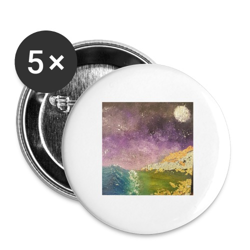 dre 1 - Buttons large 2.2''/56 mm(5-pack)