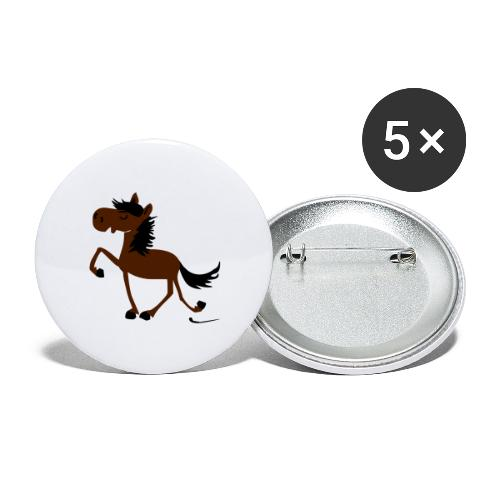 toelt2 - Buttons groß 56 mm (5er Pack)