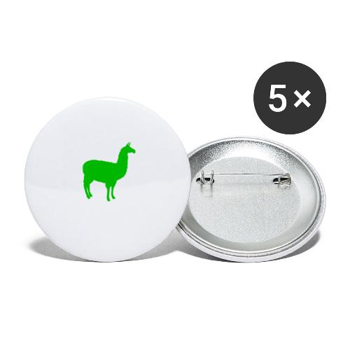 Lama - Buttons groot 56 mm (5-pack)
