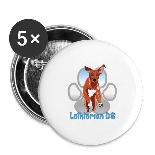 Lothlorien - Buttons large 2.2''/56 mm(5-pack)