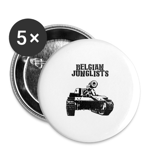 Tshirtbig - Buttons large 2.2''/56 mm(5-pack)