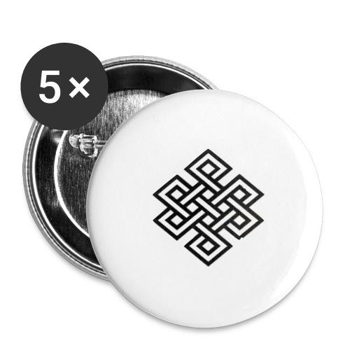 Kavitys - Lot de 5 grands badges (56 mm)