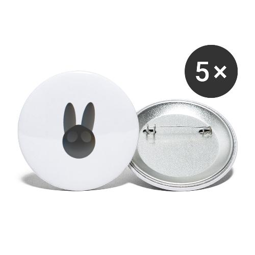 Bunn accessories - Buttons large 2.2''/56 mm(5-pack)
