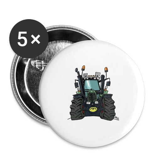 0255 F 824 - Buttons groot 56 mm (5-pack)