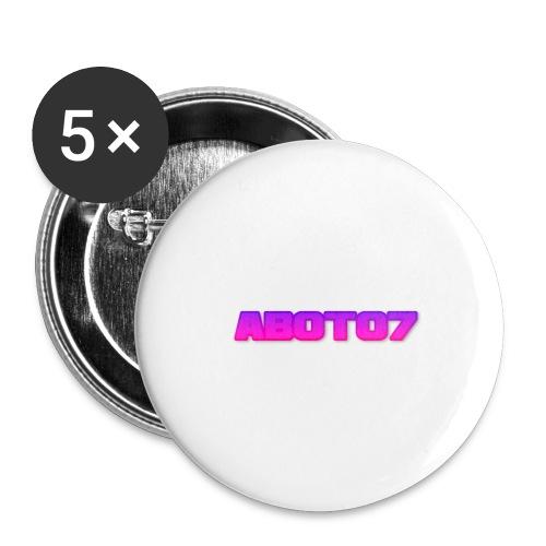 Abot07 - Stora knappar 56 mm (5-pack)