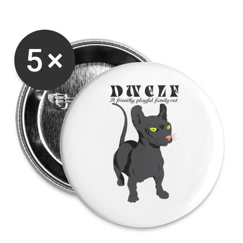 DWELF - Rintamerkit isot 56 mm (5kpl pakkauksessa)