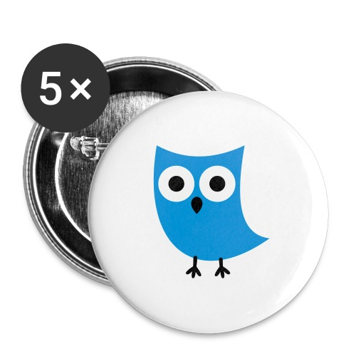 Uiltje - Buttons groot 56 mm (5-pack)