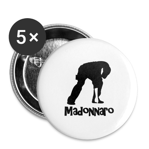 simpler version for logo - Buttons large 2.2''/56 mm(5-pack)