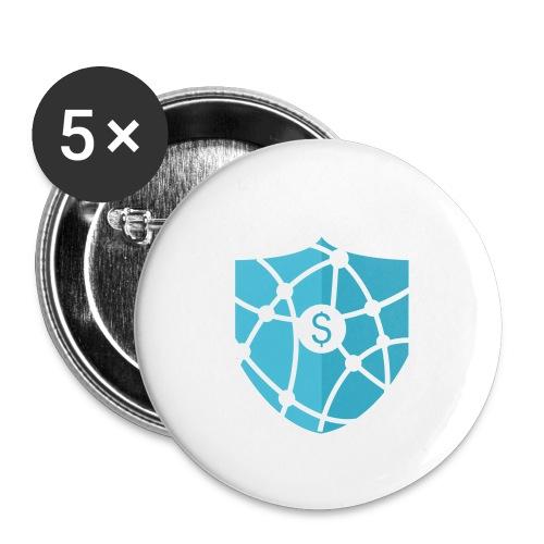 bp jpg - Buttons groß 56 mm (5er Pack)