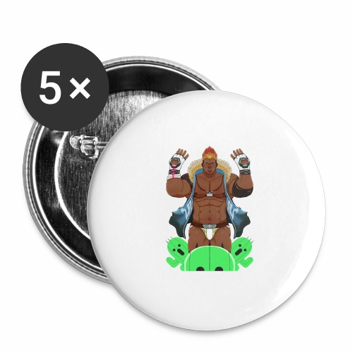 For N.O.R.A. - Buttons large 2.2''/56 mm(5-pack)