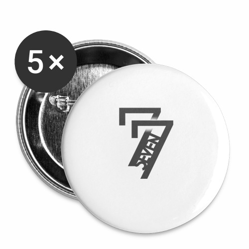 77 - Buttons large 2.2''/56 mm(5-pack)