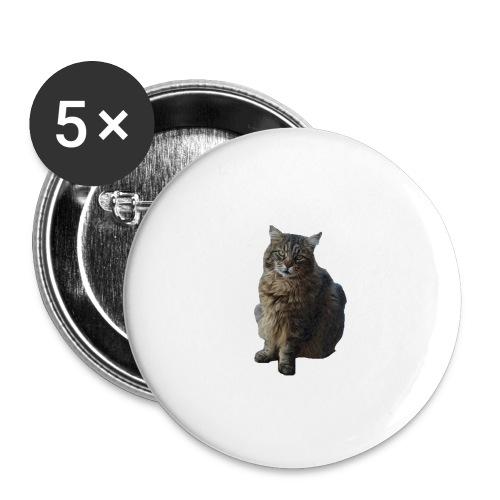 Cuter boi - Buttons groß 56 mm (5er Pack)