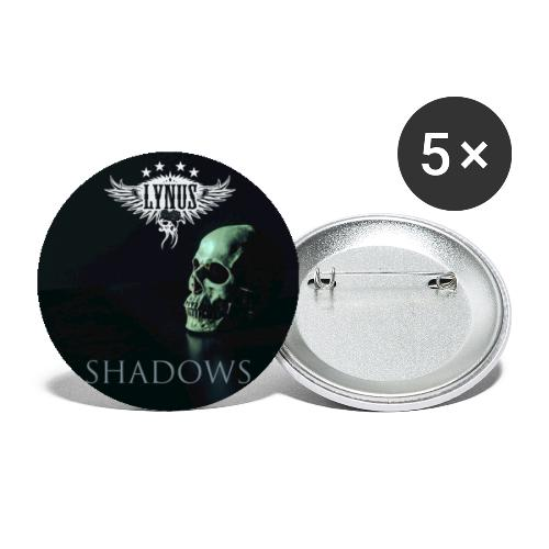 Lynus Shadows EP Art Promo Design - Buttons large 2.2''/56 mm(5-pack)