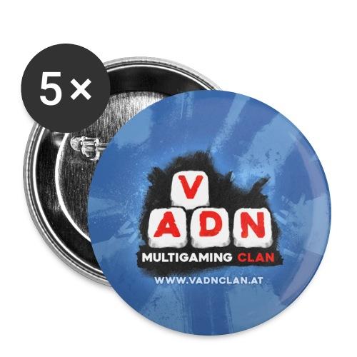 VAD1BIG png - Buttons groß 56 mm (5er Pack)
