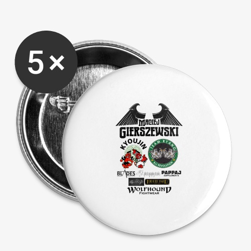 MACIEJ BACK png - Buttons large 2.2''/56 mm(5-pack)