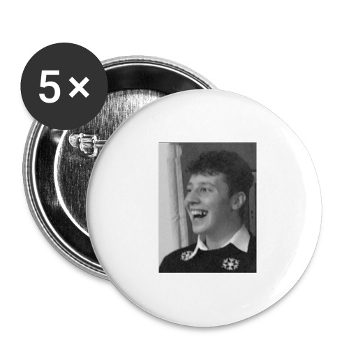 El Caballo 2 - Buttons large 2.2''/56 mm(5-pack)