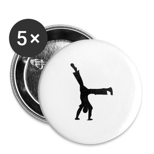 au boy - Buttons large 2.2''/56 mm (5-pack)