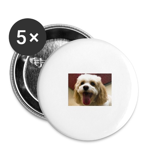 Suki Merch - Buttons large 2.2''/56 mm(5-pack)