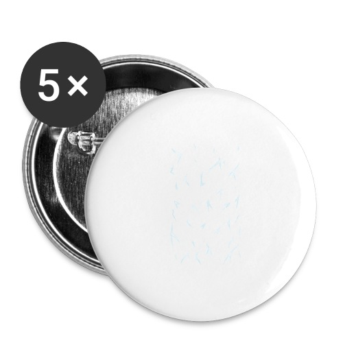 Fusion - Buttons large 2.2''/56 mm(5-pack)