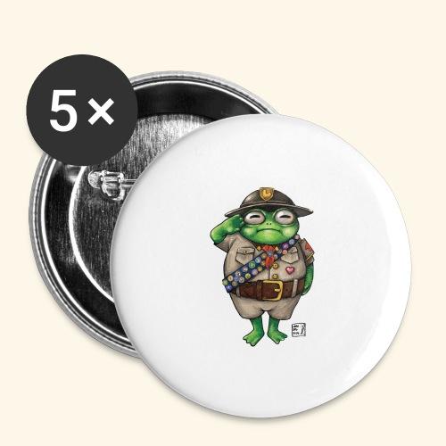Der letzter Maimaifinder - Buttons groß 56 mm (5er Pack)