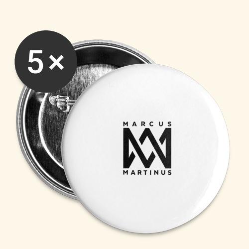 M m2244 - Stora knappar 56 mm (5-pack)