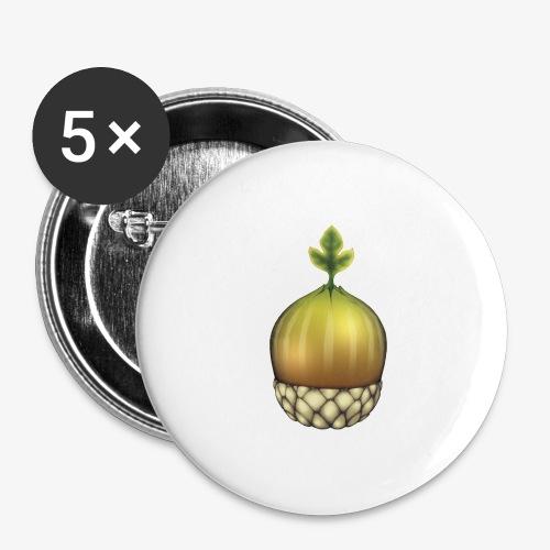 Cha-cha Monster Hunter 3 - Lot de 5 grands badges (56 mm)