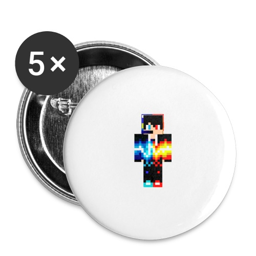 Cooler Skin - Buttons groß 56 mm (5er Pack)