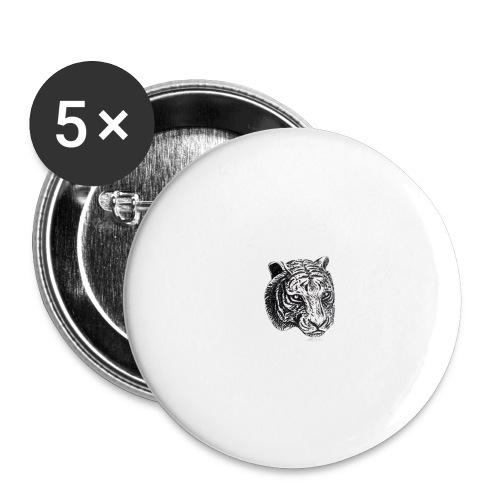 51S4sXsy08L AC UL260 SR200 260 - Lot de 5 grands badges (56 mm)
