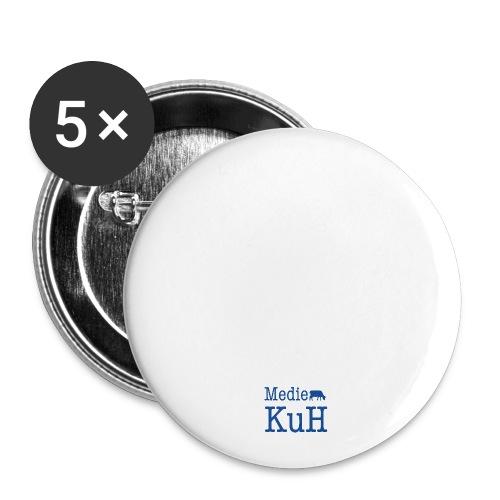 KuH-Beutel Hipster inside - Buttons groß 56 mm (5er Pack)