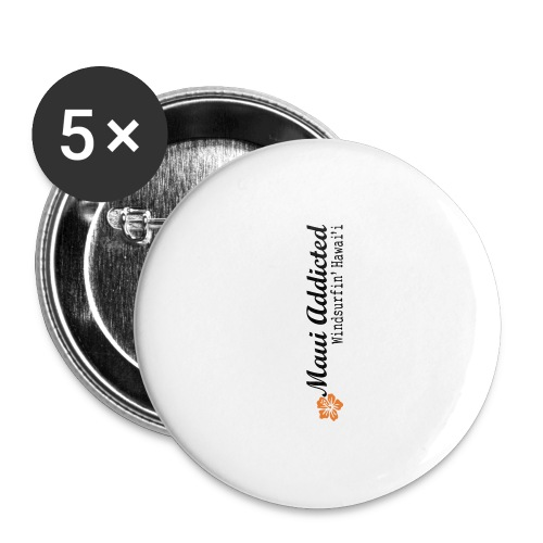 MAddLogoVert ai - Buttons large 2.2''/56 mm(5-pack)