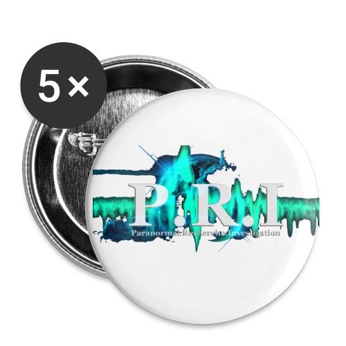 logofpripng1planete4 png - Lot de 5 grands badges (56 mm)