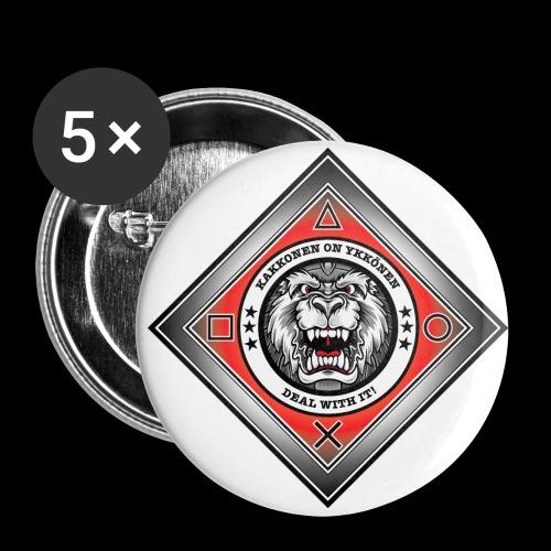 2on1 Ry logo 1 png - Rintamerkit isot 56 mm (5kpl pakkauksessa)