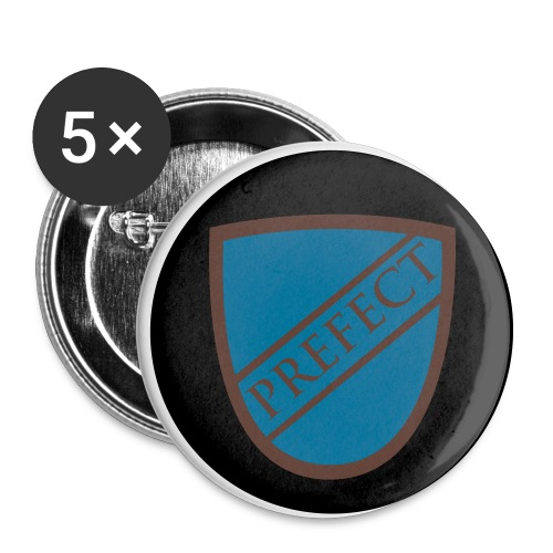 prefect - Buttons large 2.2''/56 mm (5-pack)