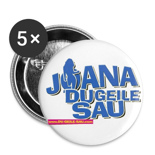 joana - Buttons groß 56 mm (5er Pack)
