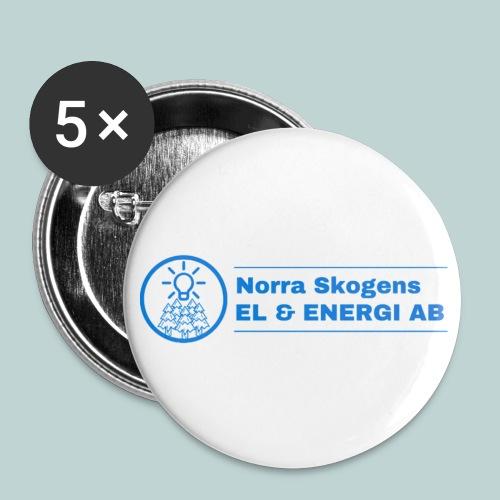 NSEEAB - SHOP - Stora knappar 56 mm (5-pack)