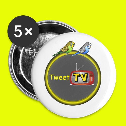 logo teew trand 1 png - Buttons groot 56 mm (5-pack)