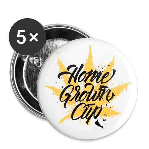 HGC final - Buttons groot 56 mm (5-pack)