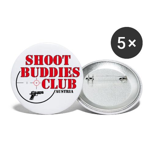 SBCA - Buttons groß 56 mm (5er Pack)